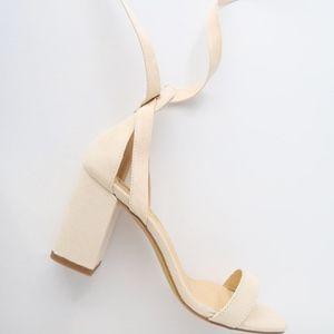 lulus Suede Heels